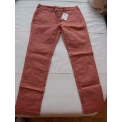 Mode / Pantalon 28 / White Siviglia