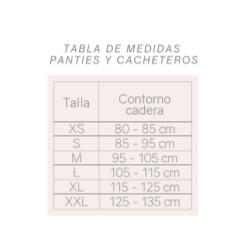 Mode / Sous-vêt tabelle Bas femme / Laura