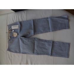 Mode / Pantalon M / White Siviglia
